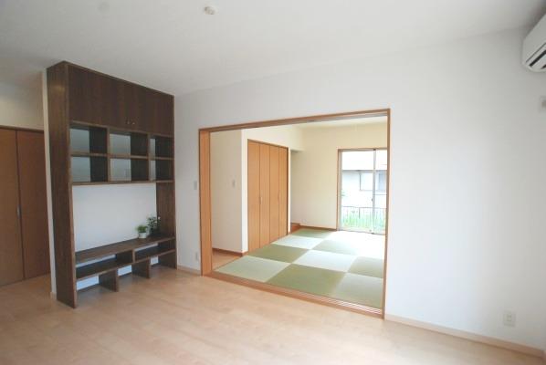 和室の施工例1