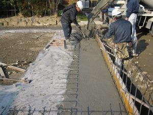基礎工事写真4
