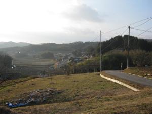 吉備中央町の平屋の家