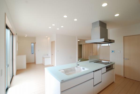 岡山市新保 生活パターンを重視した家