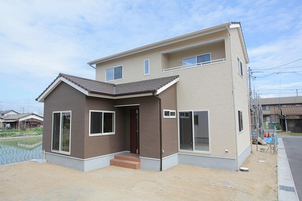 倉敷市中畝 理想の半二世帯住宅