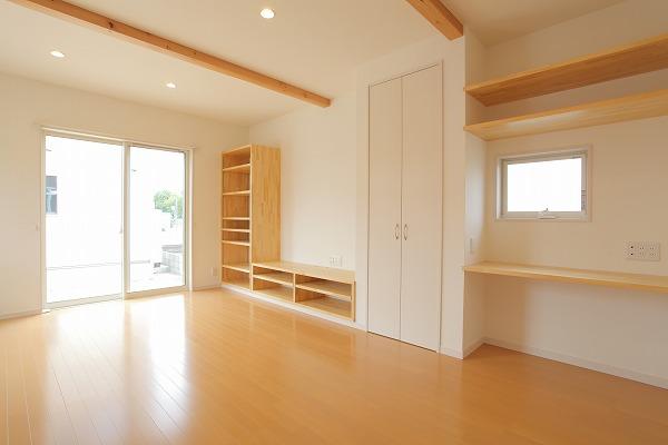 倉敷市中畝 理想の半二世帯住宅 内装