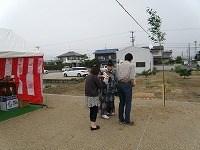 倉敷市東塚の家 地鎮祭