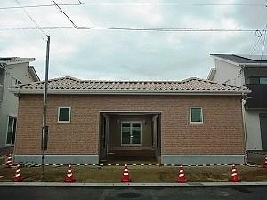 倉敷市東塚の家 JIOの完了検査