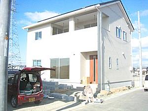岡山市平野 F様邸 外構工事
