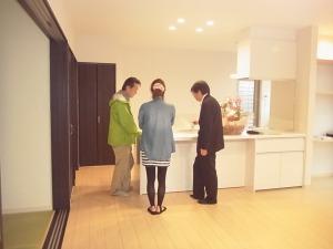 倉敷市中島の家 完成見学会を開催しました