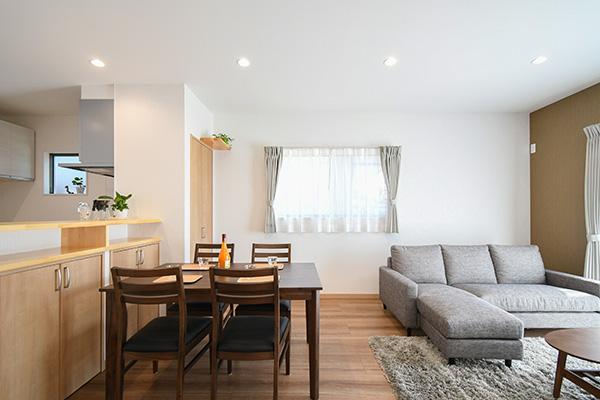 倉敷市 夫婦二人で暮らす小さな家